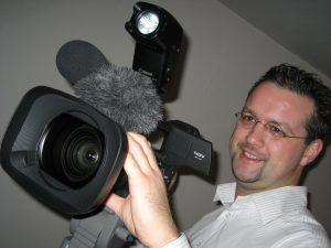 Eelke Wiegersma, eigenaar van VideoDesign.online