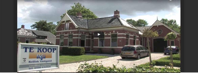 Afbeelding van de website Woning op Video.nl