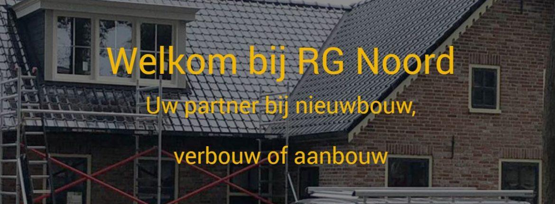 Afbeelding website RG Noord